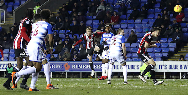 Reading V Sheffield United - Sky Bet Championship Photograph by Catherine Ivill
