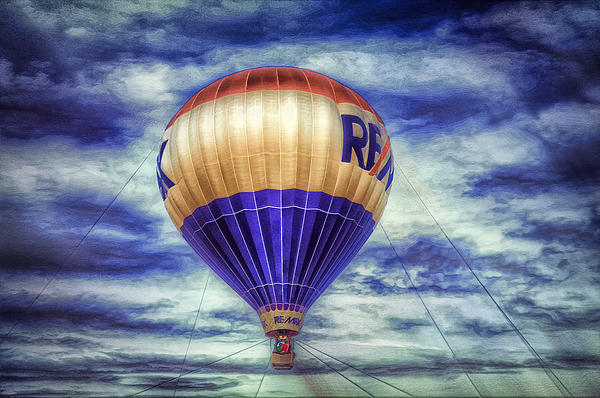 Hot Air Photograph - Ready For Flight by Gary Smith