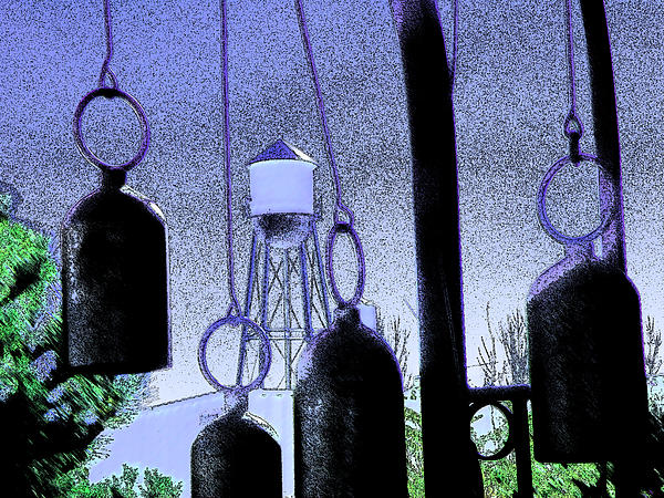 Expressive Photograph - Ring Them Bells by Lenore Senior