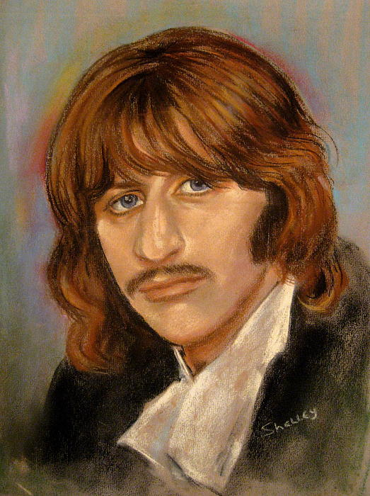 Ringo Pastel by Shelley Phillips