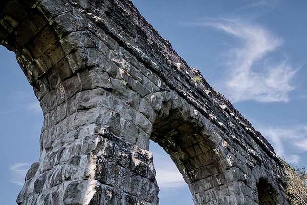 Joan Carroll Photograph - Roman Aqueducts II by Joan Carroll