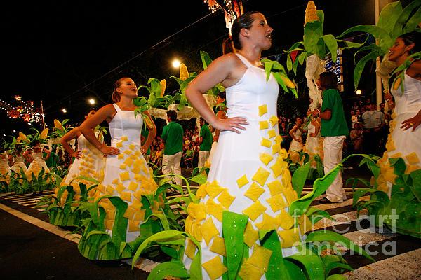 Vila Franca Do Campo Photograph - Saint John Festival by Gaspar Avila