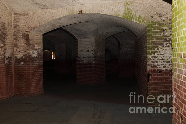 San Francisco Photograph - San Francisco Fort Point 5d21548 by Wingsdomain Art and Photography