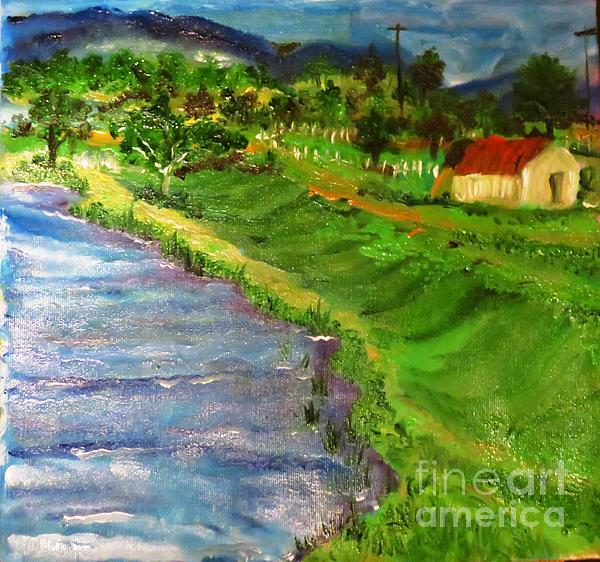 Painting - Scenic Beauty by Sonali Singh