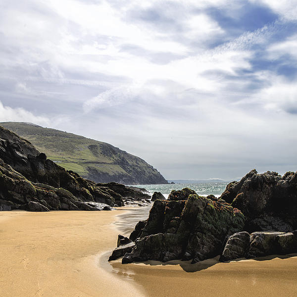 Ocean Photograph - Sea Head Beach by Dick Wood