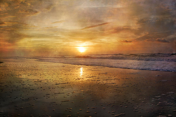 Topsail Photograph - Serene Outlook  by Betsy Knapp