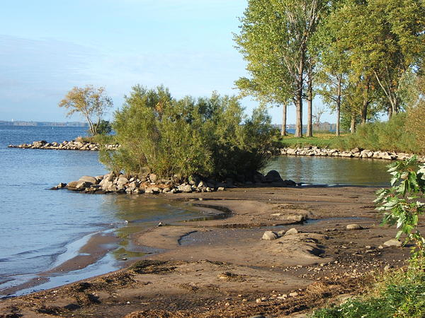 St. Lawrence River Photograph - Serene Shores Of The St. Lawrence by Margaret McDermott