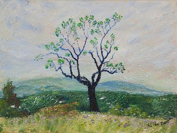 Killen Painting - Serenity by William Killen