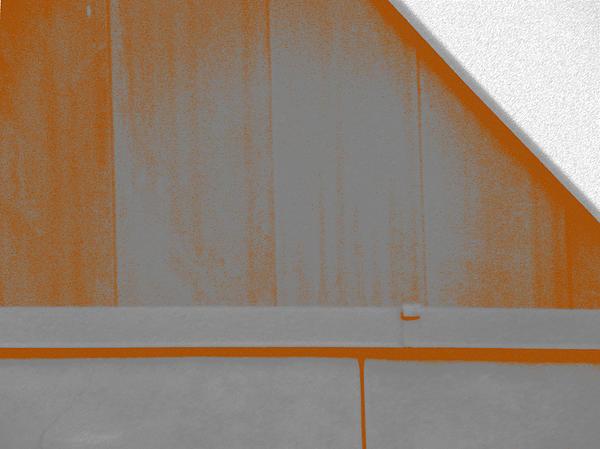 Minimal Photograph - Simple Geometry - 3 by Lenore Senior