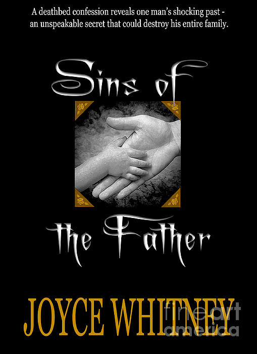 Book Cover Photograph - Sins Of The Father Book Cover by Mike Nellums