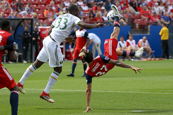 Soccer: Mar 24 Mls - Portland Timbers At Fc Dallas Photograph by Icon Sportswire