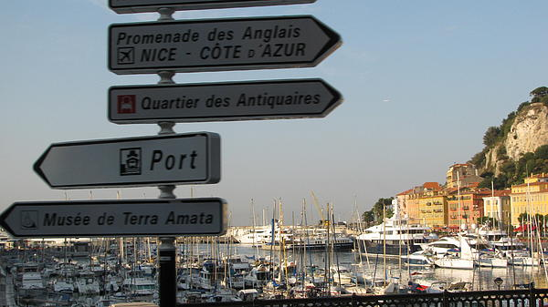 South Of France  Photograph by Suzy  Godefroy