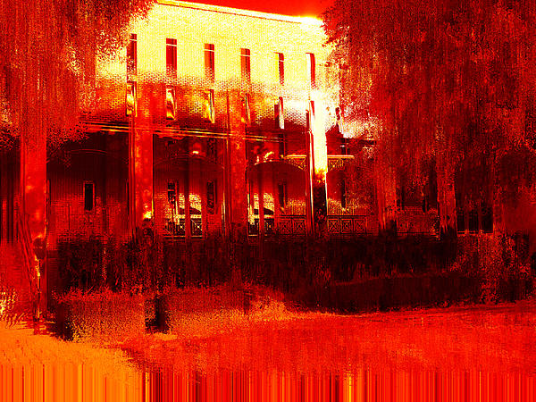 Digital Digital Art - Southern Extremes by Wendy J St Christopher