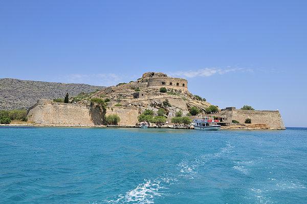 spinalonga island crete greece photograph by matthias hauser
