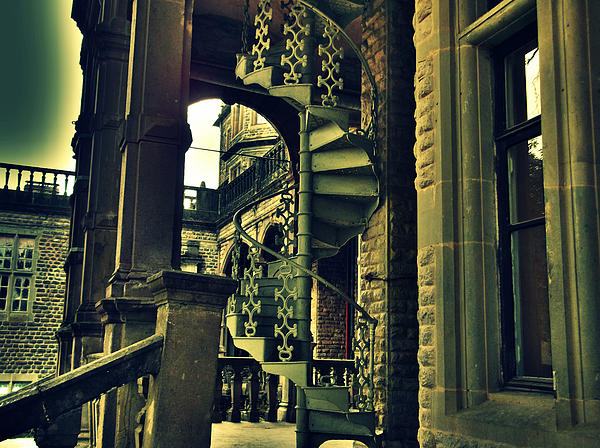 Spiral Staircase Photograph by Salman Ravish