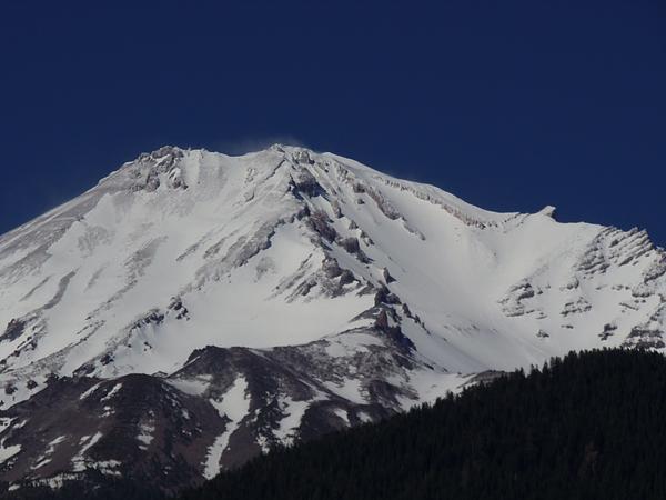 Mountain Photograph - Spirit Mountain by Condor