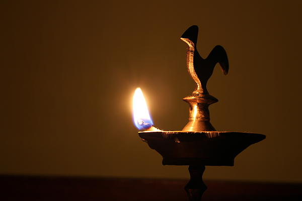 Wall Lamps Sri Lanka : Sri Lankan Traditional Oil Lamp Photograph by Tharindu Athapattu