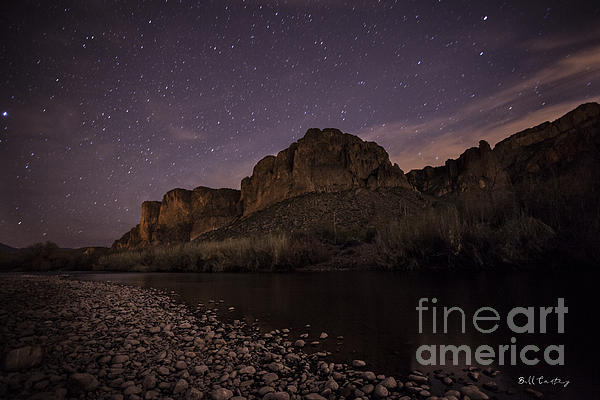 Stars Photograph - Starry Eyed by Bill Cantey