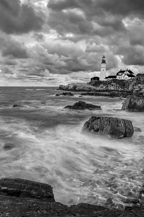 Sky Photograph - Storm Coming by Jon Glaser