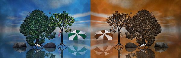 Tree Digital Art - Story by Betsy Knapp