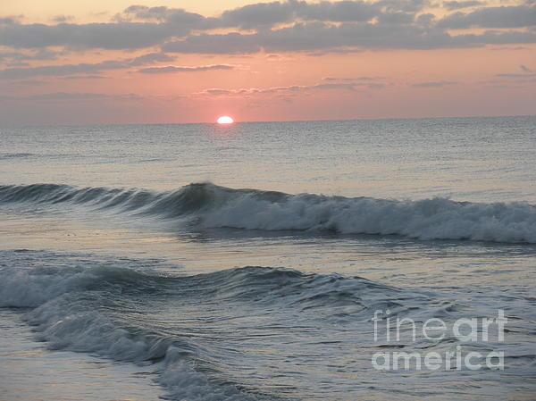 Myrtle Beach Photograph - Sunrise by Polly Anna