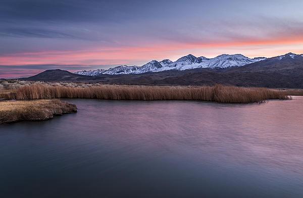 Lake Photograph - Sunset At Klondike Lake by Cat Connor