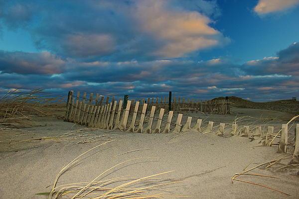 Nauset Beach Photograph - Sunset At Nauset Beach Cape Cod by Amazing Jules