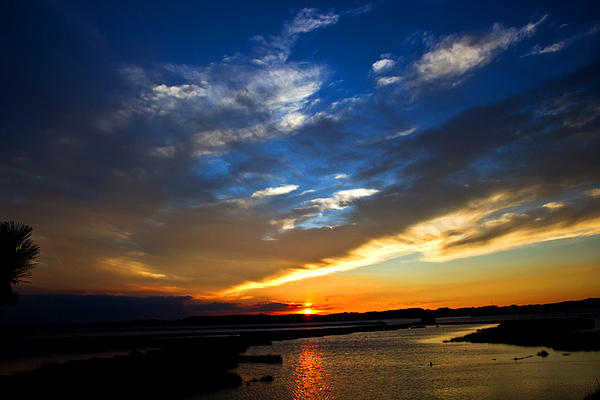 Sunset Photograph - Sunset  by Tim Buisman