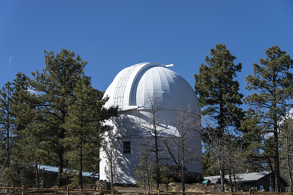 Telescope At Lowell Observatory Photograph by Mark Newman