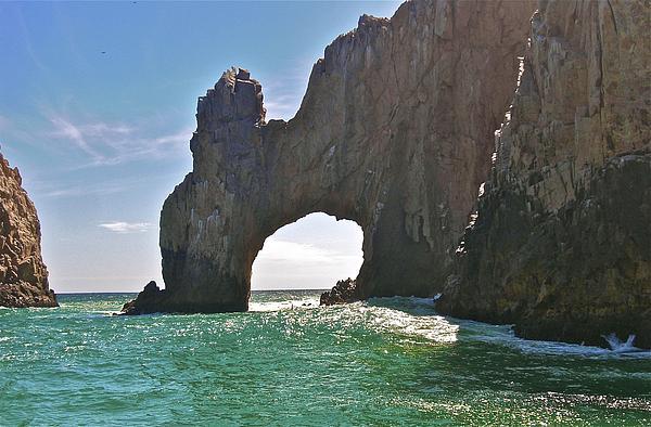 The Arch Photograph - The Arch Lands End Cabo San Lucas  by Jennifer Lamanca Kaufman