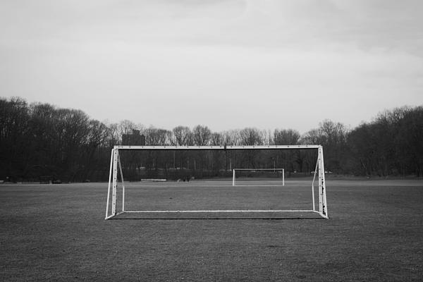 Goal Photograph - The Beautiful Game by Richie Stewart