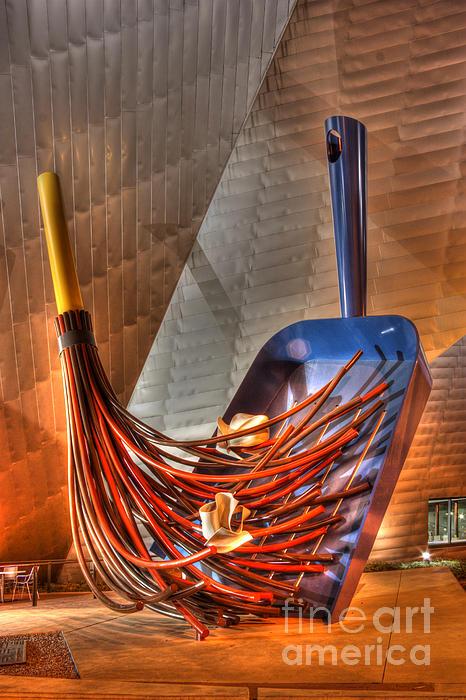 Denver Colorado Photograph - The Big Sweep by David Bearden