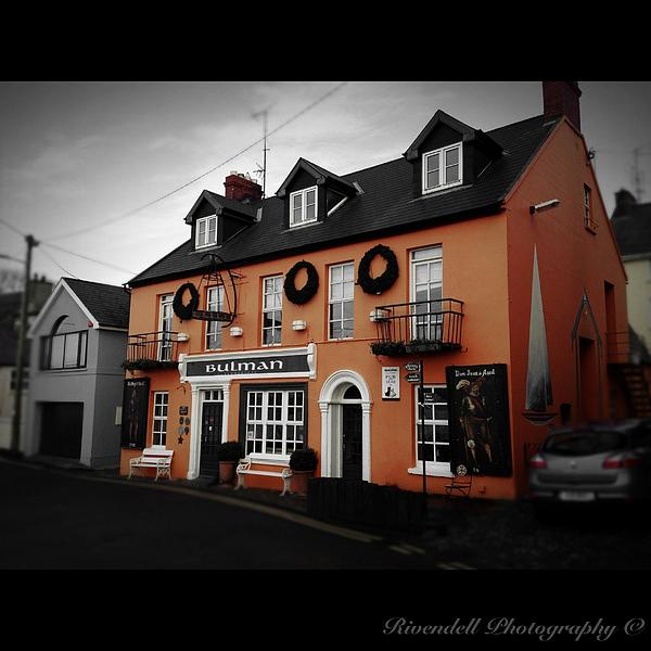 The Bulman Kinsale Photograph by Maeve O Connell