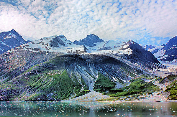 Glacier Bay Photograph - The Definition Is Awesome by Kristin Elmquist