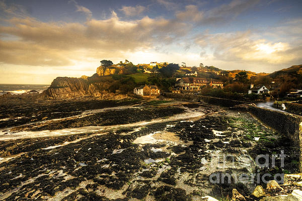 Lee Photograph - The Harbour At Lee  by Rob Hawkins
