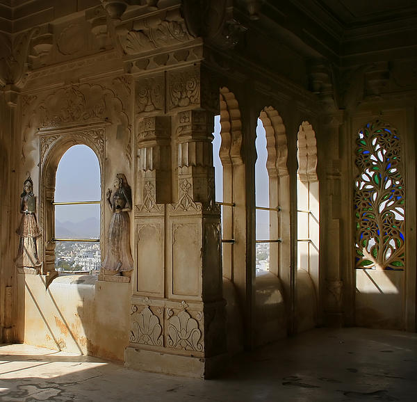 Rajasthan Photograph - The Outlook For The Weekend by A Rey