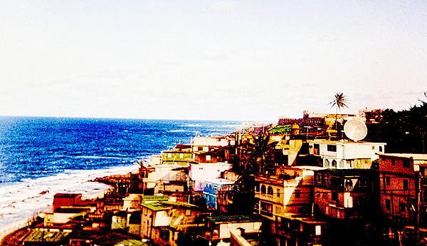 Digital Photograph - The Pearl Of Old San Juan by Sandra Pena de Ortiz