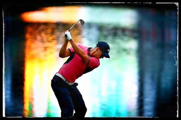 The Players Championship - Alternative Views Photograph by Richard Heathcote