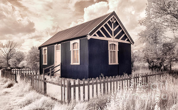 2014 Photograph - The Reading Room Appleton Le Moors by Janet Burdon