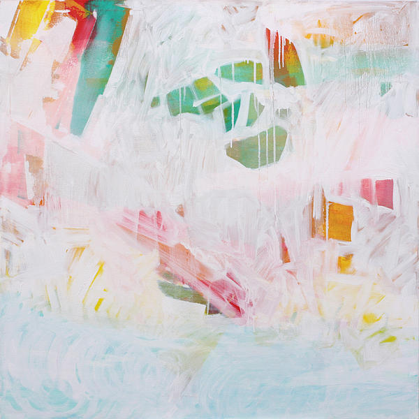 Abstract Painting - Tidal Wash  C2012 by Paul Ashby