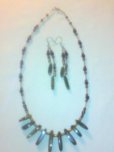Tiger Eye Jewelry - Tigers Eye Beauty by Lyras Prism