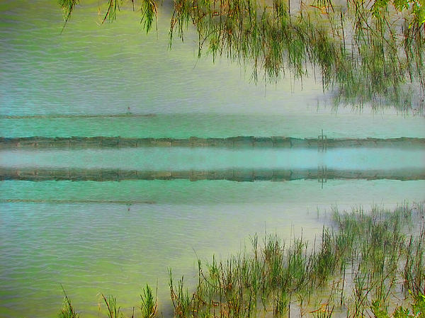 Tranquility Bay Digital Art - Tranquility Bay by Wendy J St Christopher