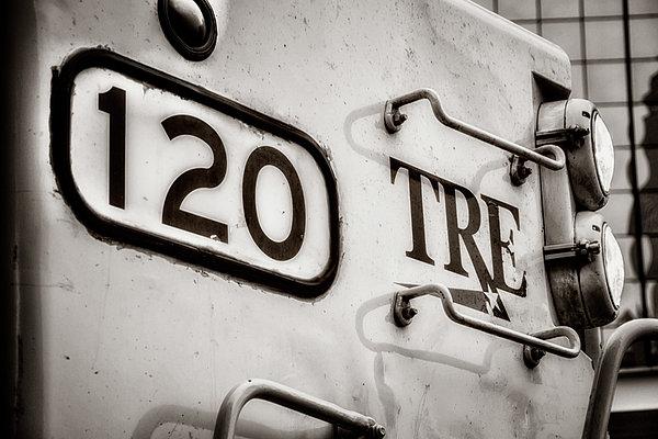 America Photograph - Tre 120 by Joan Carroll