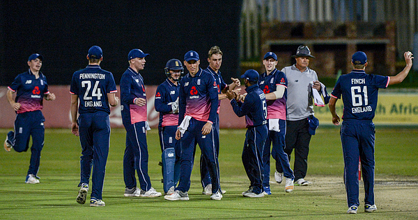 U/19 Tri Series: South Africa V England Photograph by Gallo Images