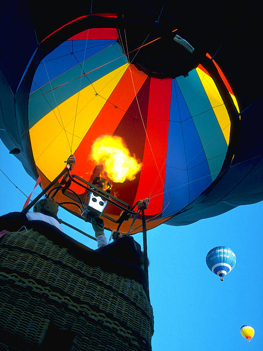 ABeautifulSky Photography by Bill Caldwell - Up Up and Away