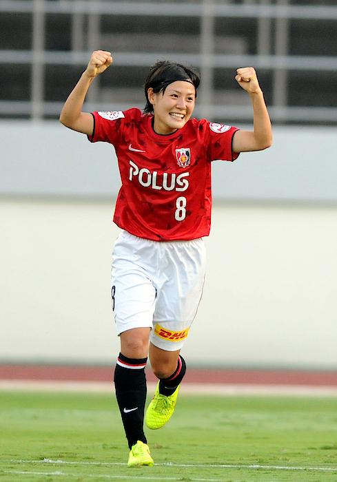 Urawa Red Diamonds Ladies V Inac Kobe Leonessa - Nadeshiko League Photograph by Hiroki Watanabe