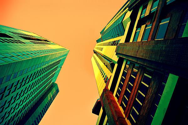 Sky Photograph - Urban Sky by Andrei SKY
