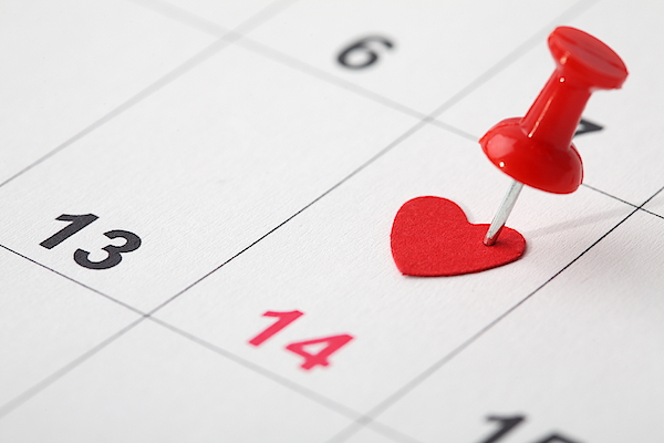 Valenties Day Photograph by Pannonia