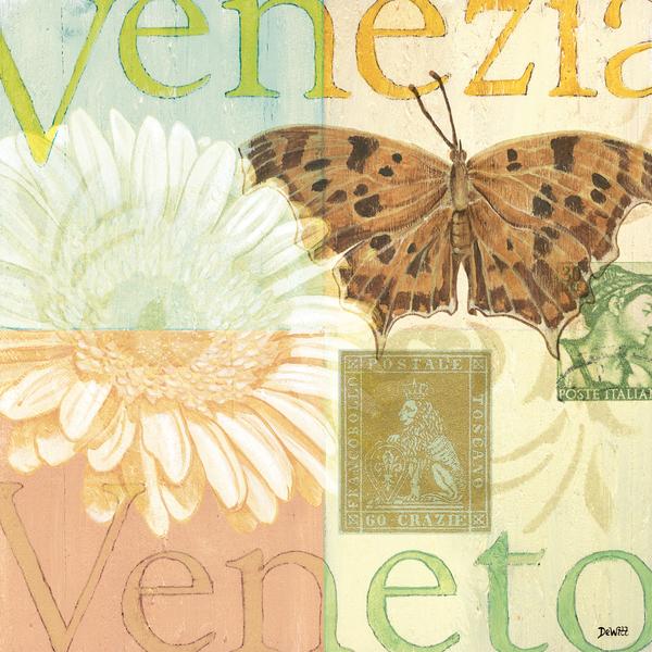 Venice Painting - Venezia by Debbie DeWitt