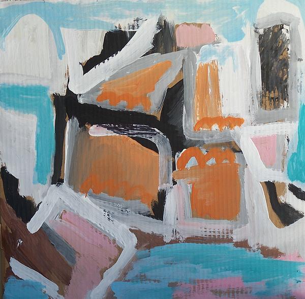 Venice Painting - Venice by Jay Manne-Crusoe